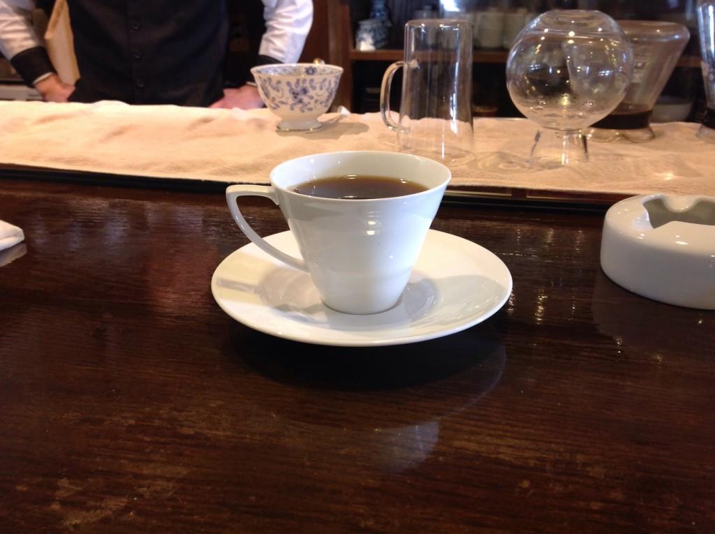 同級生がオーナーを務める喫茶店です。