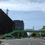 岐阜市の街並みです。