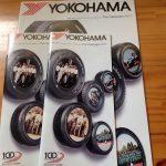 ヨコハマタイヤさんのカタログです。