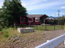 旧美濃駅です。